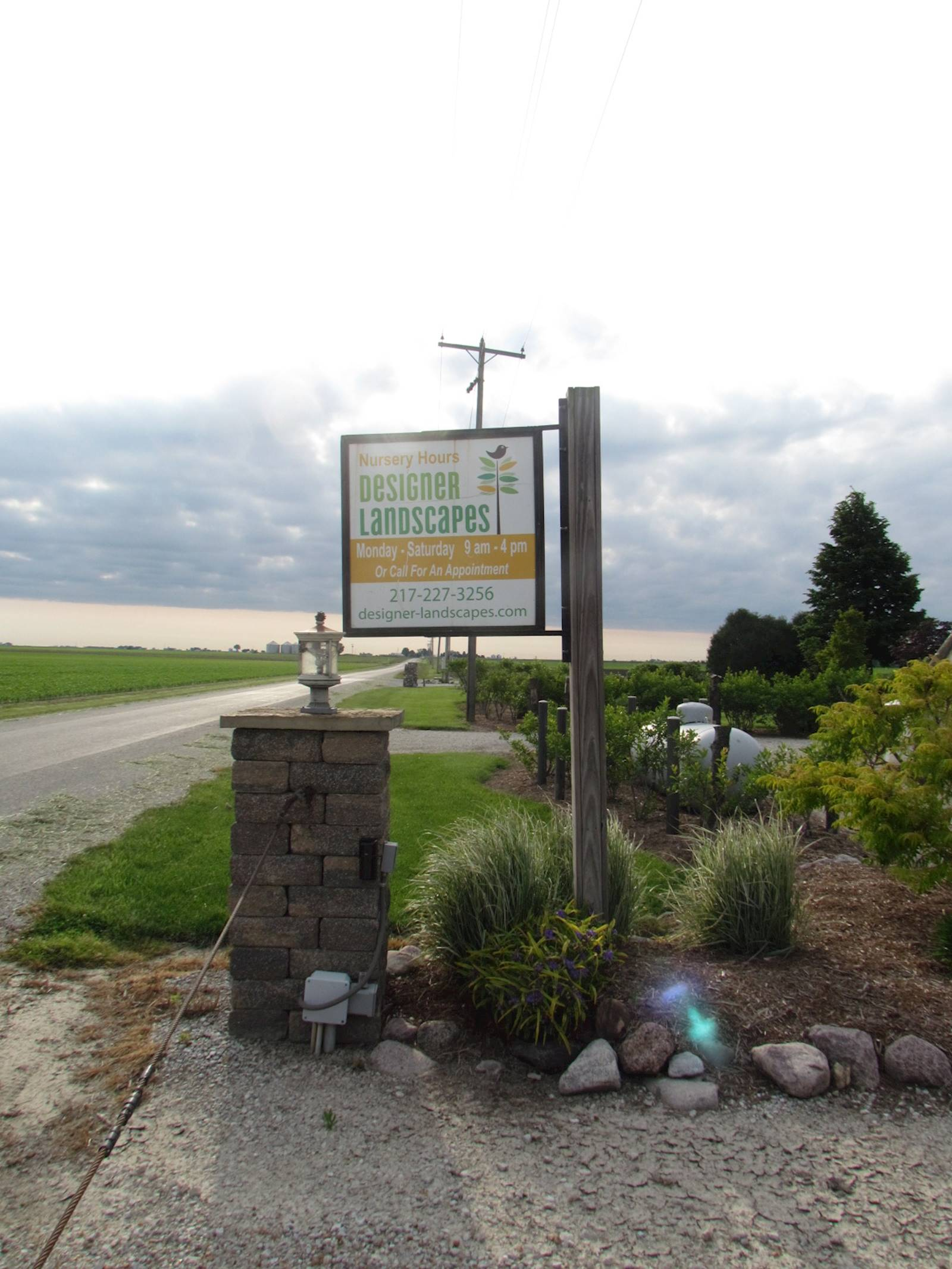 DLI's nursery is located in Farmersville