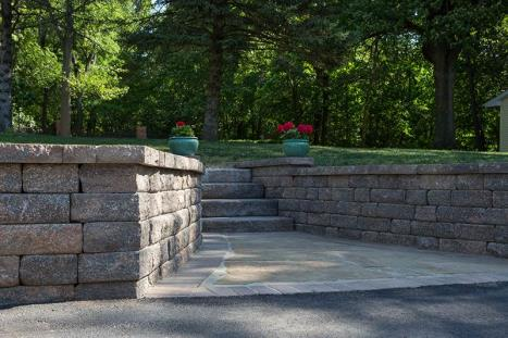 Walkways, Patios, Retaining Walls